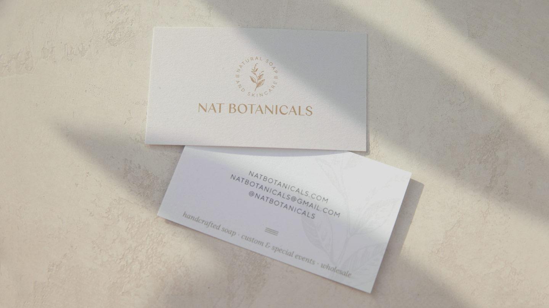 JoannaTodaroDesign_NatBotanicals_Branding_BusinessCard