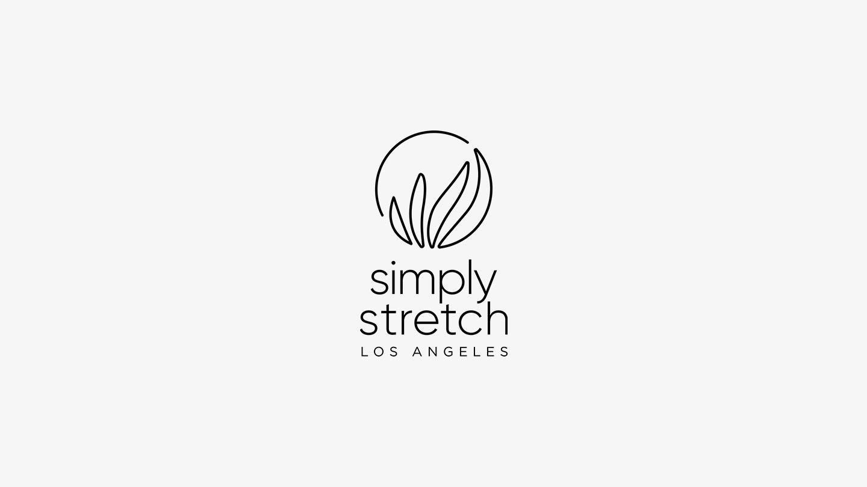 JoannaTodaroDesign_SimplyStretchLA_Branding_Logo_V